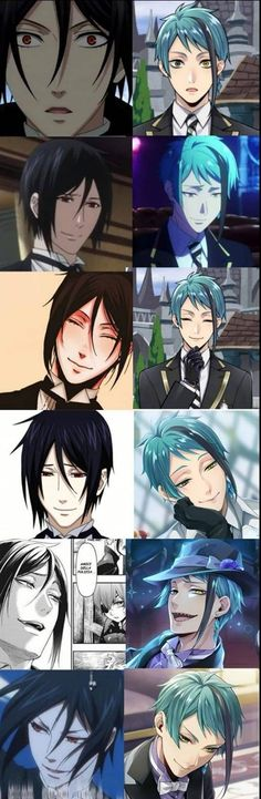 Evil Disney, Disney Boys, Anime Manga, Anime Art, Anime Character Drawing, Black Butler Anime, Twisted Disney, Japanese Cartoon, Anime Crossover