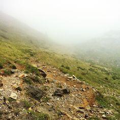 Sentier vers le Pic s'Ansabère