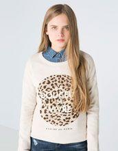 "Bershka Ungarn - <span style=""color:#F9284A;"">Sweatshirts</span> - <span style=""color:#F9284A;"">SCHLUSSVERKAUF</span>"