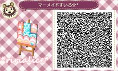 my name is claudia and you can find qr codes for animal crossing here! I also post non qr code related stuff so if you're only here for the qr codes please just blacklist my personal tag. Animal Crossing 3ds, Animal Crossing Qr Codes Clothes, Brick Path, Stone Path, Wood Path, Stone Steps, Acnl Pfade, Acnl Paths, Dream Code