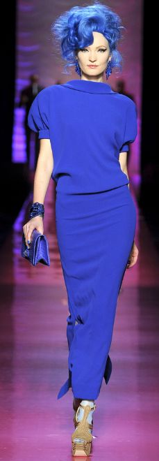 Gaultier Spring 2012 Couture