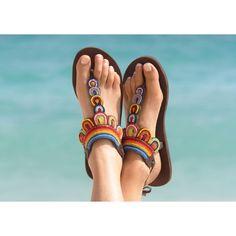 Aspiga Likoni Multi Sandal. £60. Worldwide Shipping Available.
