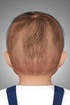 Buckley's Sims - Newborn hair for toddlers, an edit of the Sims Sims 3, Pixie, Pretty, Hair, Toddlers, Style, Fashion, Young Children, Swag