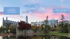 Acompáñanos el 2 y 3 de Abril, 2016 en la Conferencia General  #LDSConf #SUD ¡EN VIVO! canalmormon.org