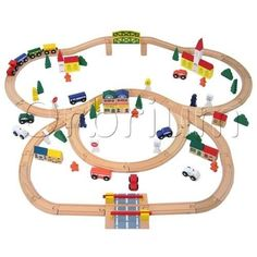 117 Best Wooden Toy Train Track Images Wooden Toy Plans Wooden