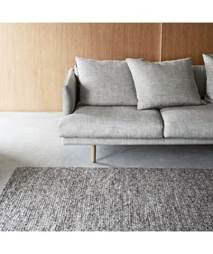 Pumice Sierra - Armadillo Floor Rug from Curious Grace Waiting area furniture & floor rug Ivy House, Rugs Usa, Home And Living, Living Room, Living Area, Woven Rug, Floor Rugs, Soft Furnishings, Furniture Design