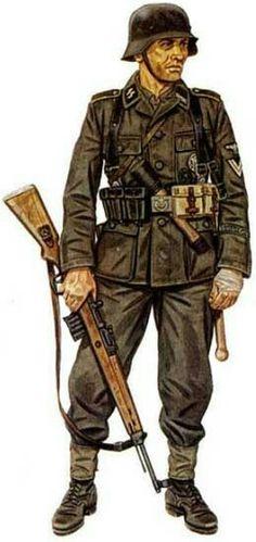 SS division Florian Geyer 1944