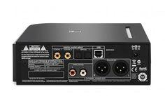 NAD D 1050 USB DAC - Rear View