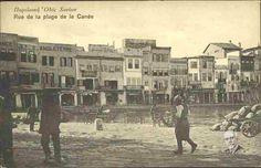 ΧΑΝΙΑ ΛΙΜΑΝΙ - 10ΕΤΙΑ ΤΟΥ 30 Crete, Old Pictures, 1930, Travel, Painting, Memories, The Beach, Memoirs, Viajes