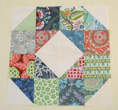 Love this block Hyacinth Quilt Designs