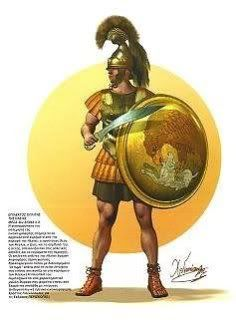 Faction of Athens Ancient Rome, Ancient Greece, Ancient Art, Ancient History, Classical Greece, Roman Warriors, Greek Warrior, Age Of Empires, Greek History