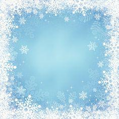 タイトル『Winter Snowflakes Background - 41cb7』のスマホ用無料壁紙です。関連キーワード:「冷たさ」「正方形」「デザイン」「図画」「クリスマス」「青」。