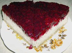 Geheime Rezepte: Käsekuchen + Himbeeren Torte (glutenfrei + eifrei + laktosefrei)