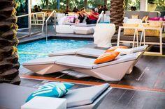 Retro. Hospitality design - Bar/ Restaurant. Matisse Beach Club, Perth
