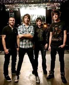 All Time Low going on tour with He is We, The Ready Set, and Paradise Fears!? Oh my!((: