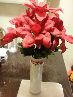 Found on Bing from heartdreenie.wordpress.com Diy Christmas Vases, Painted Vases, High Quality Images, Bing Images, Wordpress, Home Decor, Painted Pots, Decoration Home, Room Decor