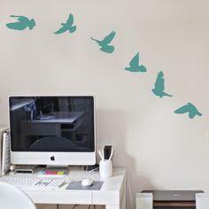 Birds Wall Sticker