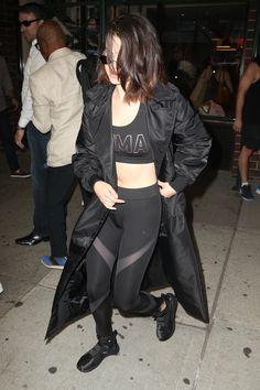 Selena out in New York - September 2017