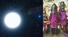 Did Ancient #Aliens Impart Advanced Astronomical #Knowledge to the #Dogon Tribe?