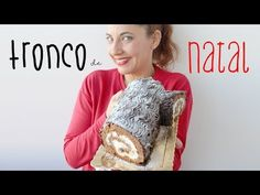 Tronco de Natal - YouTube Food And Drink, Birthday Cakes, Youtube, Recipes, Desserts, Conch Fritters, Tailgate Desserts, Delicious Recipes, Sweet Recipes