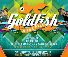 Today I'm opening up for @goldfishlive in Plettenberg Bay at @cocovalleyplett ... on from 6pm see you there!