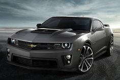 I WILL have one of these one day! <3 Camaro