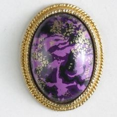two-piece button with shank Size: 18mm Color: lilac-310388-20