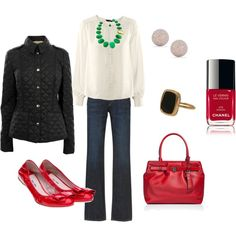 lunch date, created by #fay-chen on #polyvore. #fashion #style H&M Burberry Brit