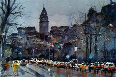 Mehmet Celikel  Rain in Istanbul https://www.facebook.com/photo.php?fbid=139089236268466