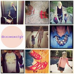 10 of the most STYLISH mums on Instagram! (Part 1)   ohjoy   joy cho   bloggers   stylish mums   mama style   fashion   style   mostly yummy...