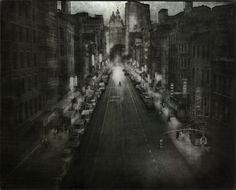 Photographer Uses 19th Century Process to Capture the Awe of Meeting New York City