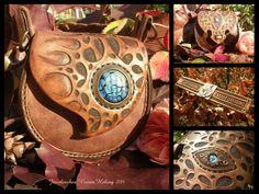Leather / Leer | Jeweleeches Vivian Hebing