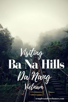 Top things to do in Vietnam: visiting the Ba Na Hills theme park resort - Da Nang, Vietnam attractions.