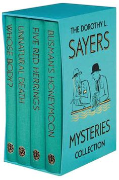 """The Dorothy L. Sayers Mysteries Collection""  Lord Peter Wimsey, one of the best characters ever!"
