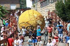 #Bolocencierro 2012 Fiestas agosto #Mataelpino