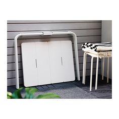 VÄDDÖ Table, outdoor - IKEA