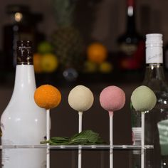 Poptails Alcohol Infused Cake Pops - Yumbles.com