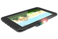 LumiTab, the first Android Tablet with built-in Projector (100 inch display)