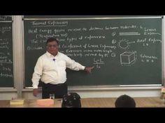 XI 11 02 Thermal Expansion 2015Pradeep Kshetrapal Physics   YouTube