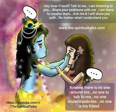 Krishna Quotes In Hindi, Radha Krishna Love Quotes, Lord Krishna Images, Krishna Pictures, Radha Krishna Songs, Krishna Mantra, Shree Krishna, Radhe Krishna Wallpapers, Lord Krishna Wallpapers