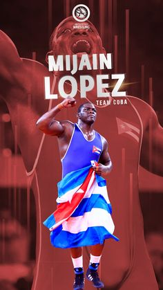 Proud Member of Team Cuba. Olympic Wrestling, Cuba, Olympics, Roman, The Unit, Photo And Video, Wallpapers, Phone, Instagram