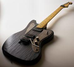 Luxxtone Guitars - Choppa J Custom