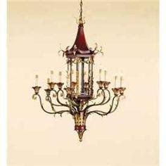 Yummy chandelier light fixtures pinterest chinoiserie love this chinoiserie chandelier pinterest for ipad aloadofball Choice Image