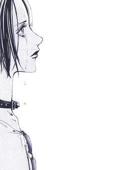 Nana Oosaki- Nana is an amazing anime. It hits really hard Manga Nana, Nana Anime, Fanart, Yazawa Ai, Nana Osaki, Aesthetic Drawing, Demon Aesthetic, Cute Chibi, Manga Comics