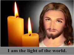 JEZUS en MARIA Groep.: WEES ALS EEN BRANDENDE KAARS..WEES ALS EEN BRANDENDE KAARS IN DEZE DUISTERE WERELD!     Kaarsen doen branden hebben op zich geen enkel nut, we moeten echter met ons leven als waarachtige christenen, brandende kaarsen zijn in en voor onze omgeving! ( Bij een ontstoken kaars hoort ook een gebed!)