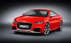 Audi TT RS coupé je tady. Rezervujte si své auto jako první a udělejte si svou předobjednávku online.
