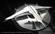 "STS A01 is a ""SCI-FI"" based project, focusing on design ideas used in movies and video games industries. The name STS stands for ""Sea To Space"", while A01 is a shortcut for Amphibian 01, which means that this vehicle can travel over land, air, and water"