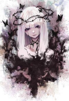 67 Ideas for anime art angel manga girl Anime Neko, Kawaii Anime Girl, Cool Anime Girl, Chica Anime Manga, Beautiful Anime Girl, Anime Art Girl, Manga Girl, Anime Girls, Dark Anime Art