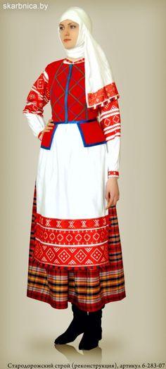 белорусский костюм 19 века - Поиск в Google