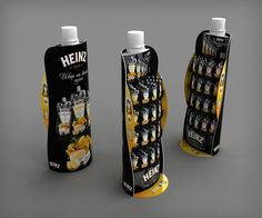Heinz Trade Stand on Behance
